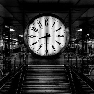 Anreise Zeit