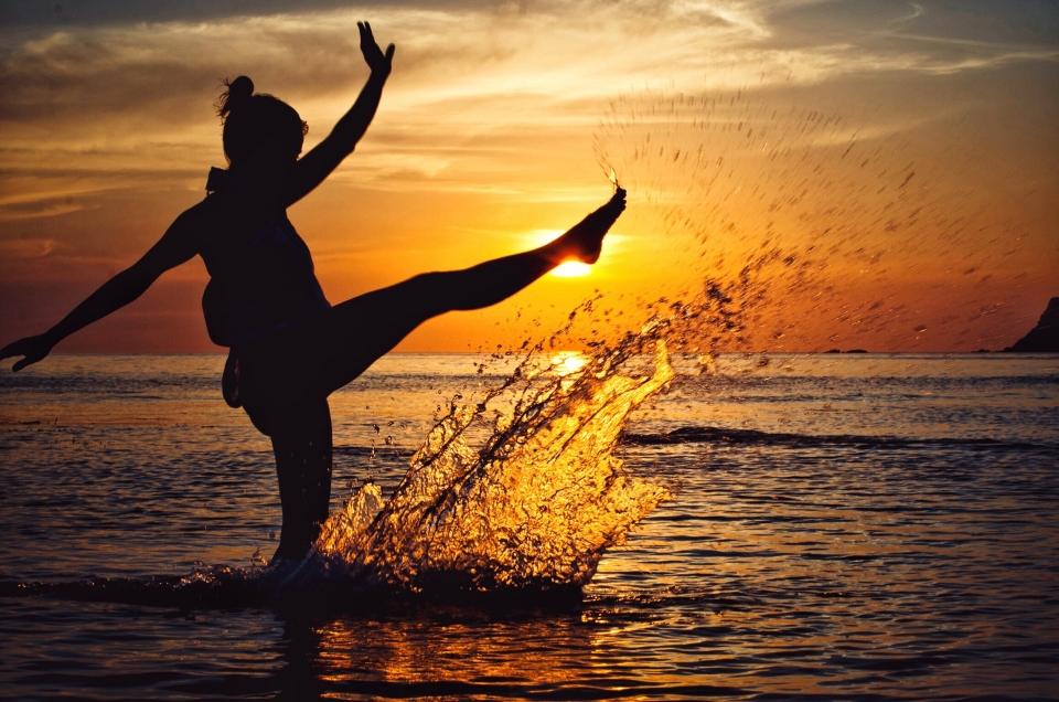 Cuxhaven Freizeitaktivitäten haben oft mit Spaß in und am Wasser zu tun.